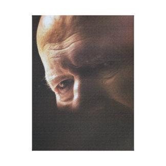 ヨハネ・パウロの目 キャンバスプリント