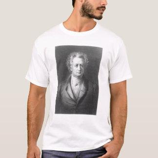 ヨハンウォルフガングGoethe Tシャツ