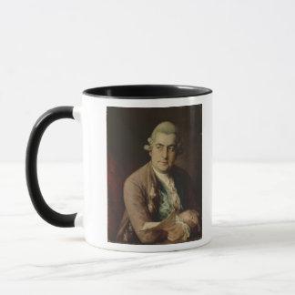 ヨハン・クリスティアン・バッハ1776年 マグカップ