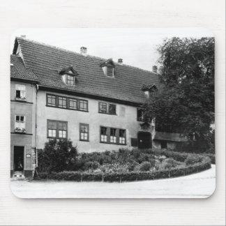 ヨハン・ゼバスティアン・バッハの家 マウスパッド