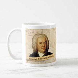 ヨハン・ゼバスティアン・バッハの歴史的マグ コーヒーマグカップ
