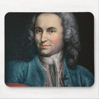 ヨハン・ゼバスティアン・バッハc.1715 マウスパッド