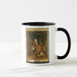 ヨハンSchenckのポートレート マグカップ