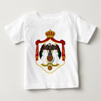 ヨルダンの紋章付き外衣 ベビーTシャツ