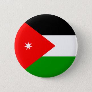 ヨルダンの高品質な旗 5.7CM 丸型バッジ