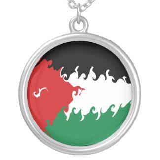 ヨルダン すごい 旗