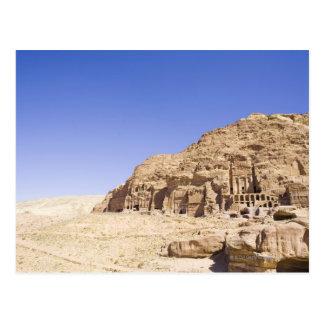 ヨルダン、中東2 ポストカード