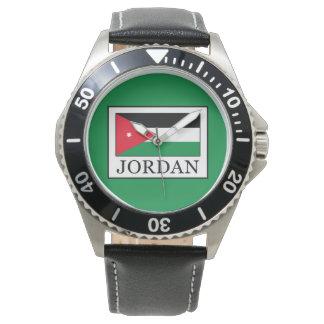 ヨルダン 腕時計