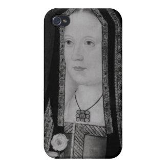 ヨークのエリザベスのポートレート iPhone 4/4Sケース