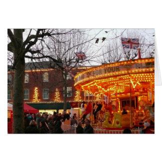 ヨークのクリスマス グリーティングカード