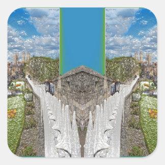 ヨークの壁、見直し スクエアシール