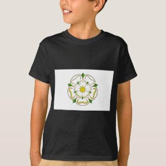 ヨークシャの旗 Tシャツ