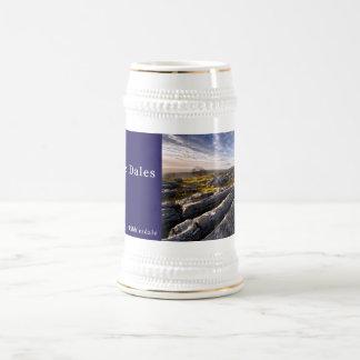 ヨークシャの谷ステイン ビールジョッキ