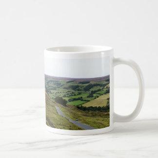 ヨークシャの谷2/1 コーヒーマグカップ