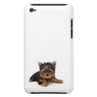 ヨークシャテリアの子犬のipod touchの場合 Case-Mate iPod touch ケース