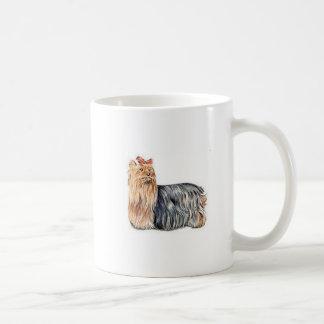ヨークシャテリア コーヒーマグカップ