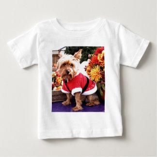 ヨークシャテリア ベビーTシャツ