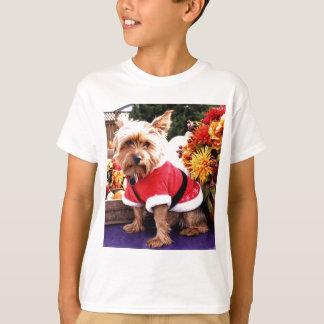 ヨークシャテリア Tシャツ