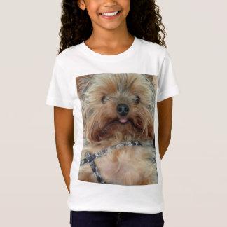 ヨークシャーテリアのTシャツ Tシャツ