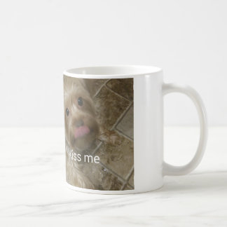 ヨークシャーテリア愛マグ コーヒーマグカップ