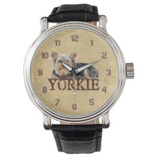 ヨークシャーテリア 腕時計