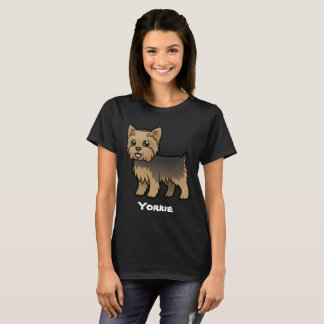 ヨークシャーテリア Tシャツ