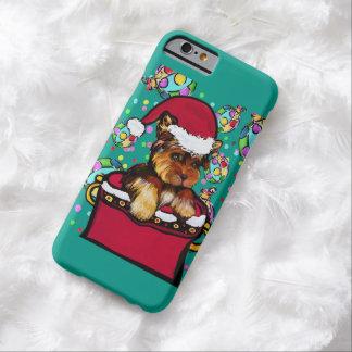 ヨークシャーテリアPOO BARELY THERE iPhone 6 ケース