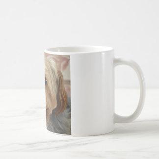 ヨークシャーテリアZac コーヒーマグカップ