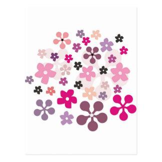 ヨーグルトの花 ポストカード