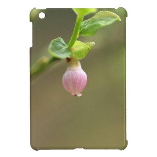 ヨーロッパのブルーベリー薮の花 iPad MINI カバー