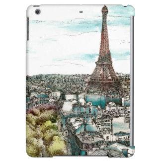 ヨーロッパの午後I iPad AIRケース