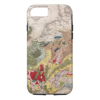 ヨーロッパの地質学 iPhone 8/7ケース