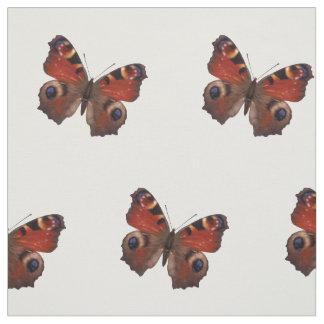 ヨーロッパの孔雀蝶生地 ファブリック
