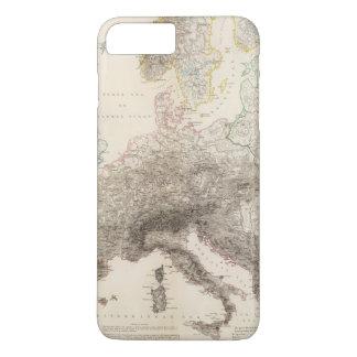 ヨーロッパの山 iPhone 8 PLUS/7 PLUSケース