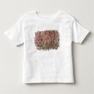 ヨーロッパの市場のための材料 トドラーTシャツ