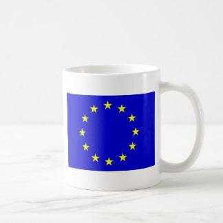 ヨーロッパの旗 コーヒーマグカップ