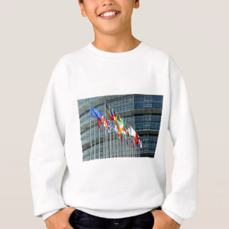ヨーロッパの旗 スウェットシャツ