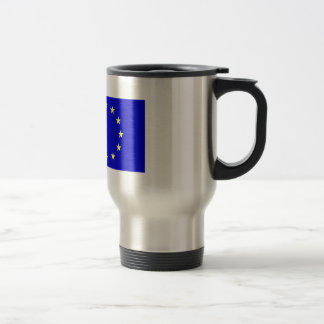 ヨーロッパの旗 トラベルマグ