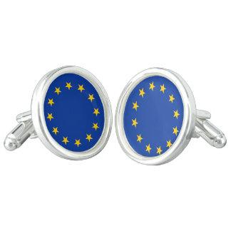 ヨーロッパの旗、ヨーロッパの旗 カフリンク