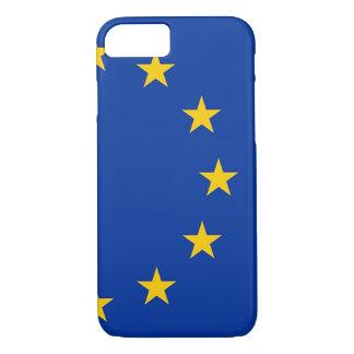 ヨーロッパの旗、ヨーロッパの旗 iPhone 8/7ケース