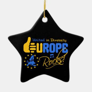 ヨーロッパの石! オーナメント