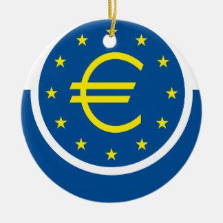 ヨーロッパの象徴性-ヨーロッパの遺産 セラミックオーナメント