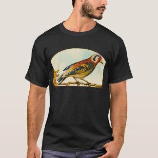 ヨーロッパのGoldfinch Tシャツ