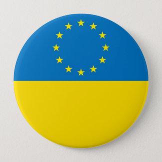 ヨーロッパウクライナ 缶バッジ