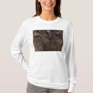 ヨーロッパオオライチョウの合うこと、1888年 Tシャツ