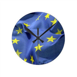 ヨーロッパ連合 ラウンド壁時計