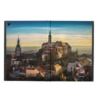 ヨーロッパ都市 iPad AIRケース