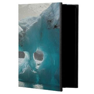 ヨーロッパ、アイスランド、JokUSArlon。 氷山の形成 iPad Airケース
