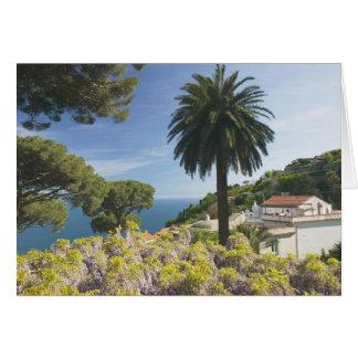 ヨーロッパ、イタリアのカンパニア州、(アマルフィの海岸)、 カード
