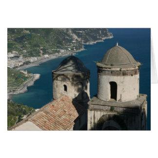 ヨーロッパ、イタリアのカンパニア州、(アマルフィの海岸)、3 カード